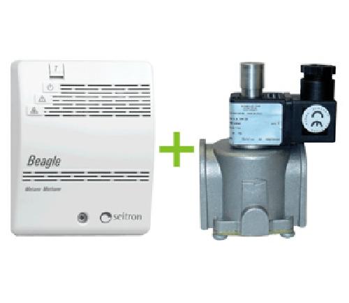 Бытовой сигнализатор загазованности SEITRON RGDGP5MP1 Beagle на сжижженный газ